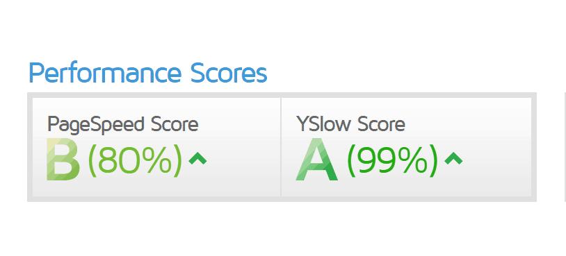 perfomance score