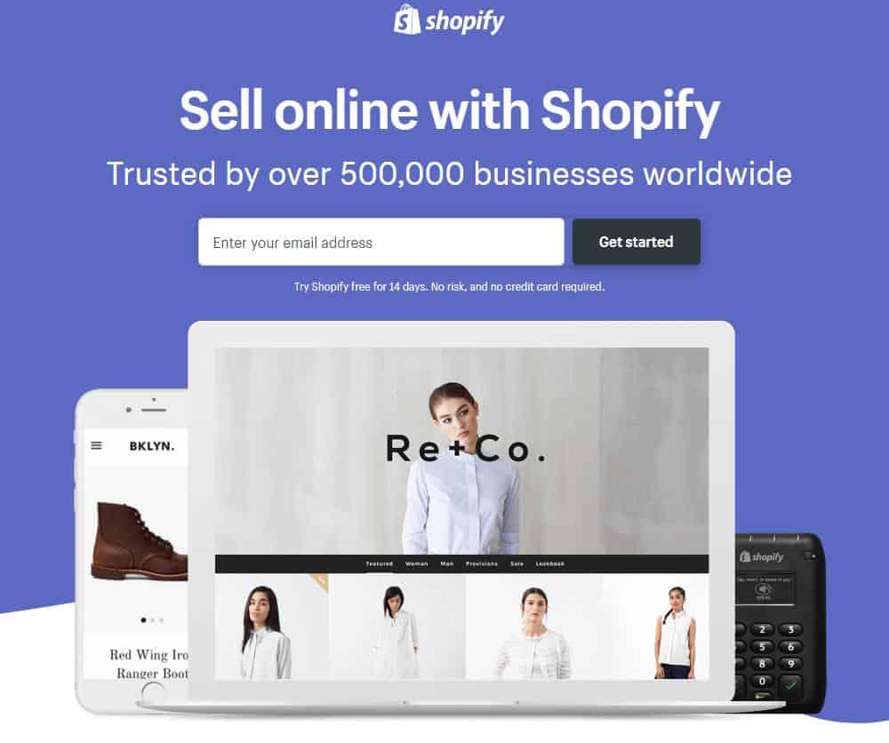 shopify lp
