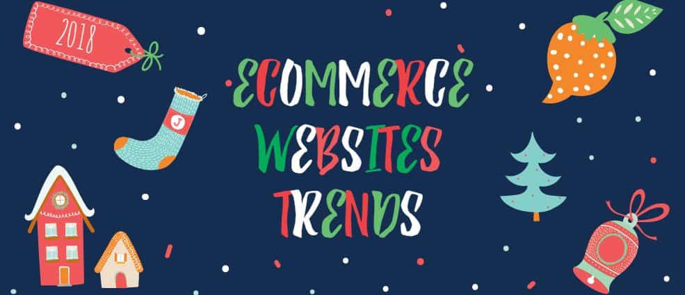 ecommerce websites trends