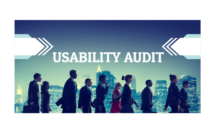 Usability audit for a website or online store