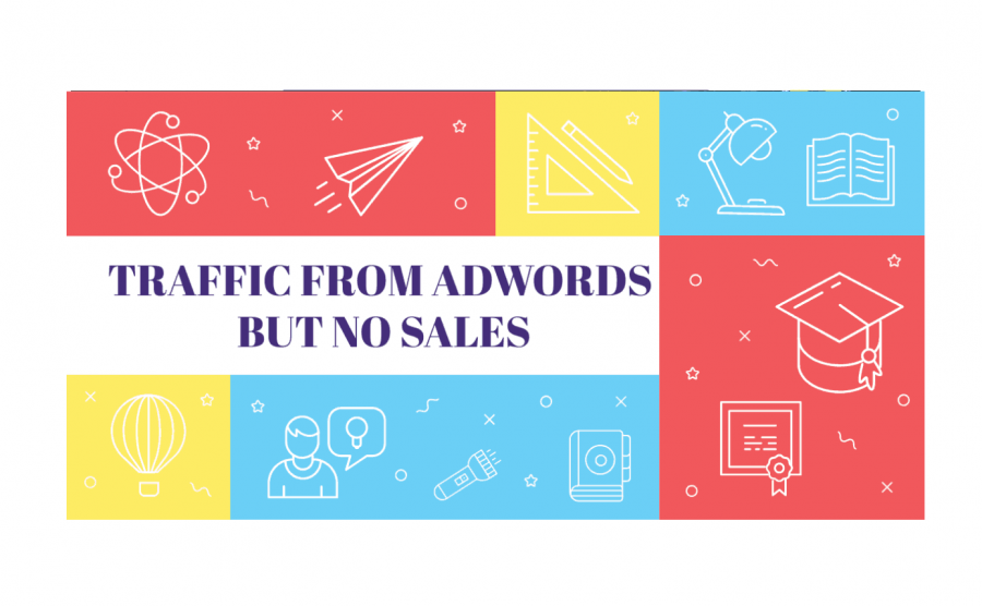What to Do If Traffic From Google Adwords Doesn't Generate Sales?