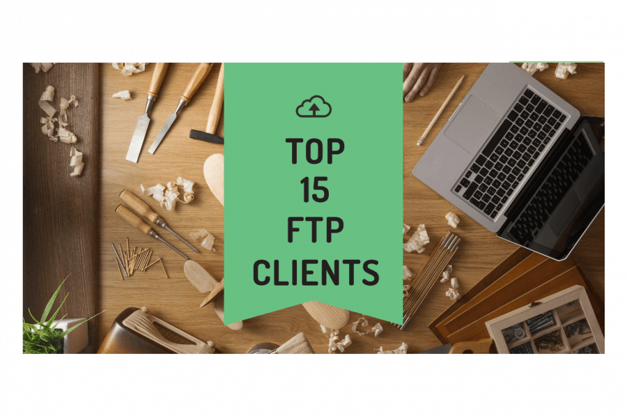 TOP 15 FTP Clients