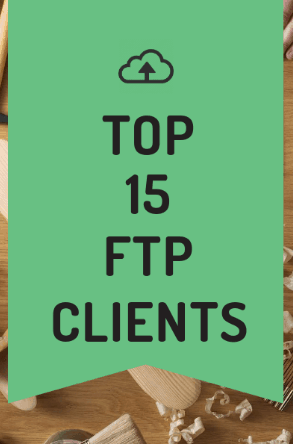 ТОП-15 FTP-клиентов