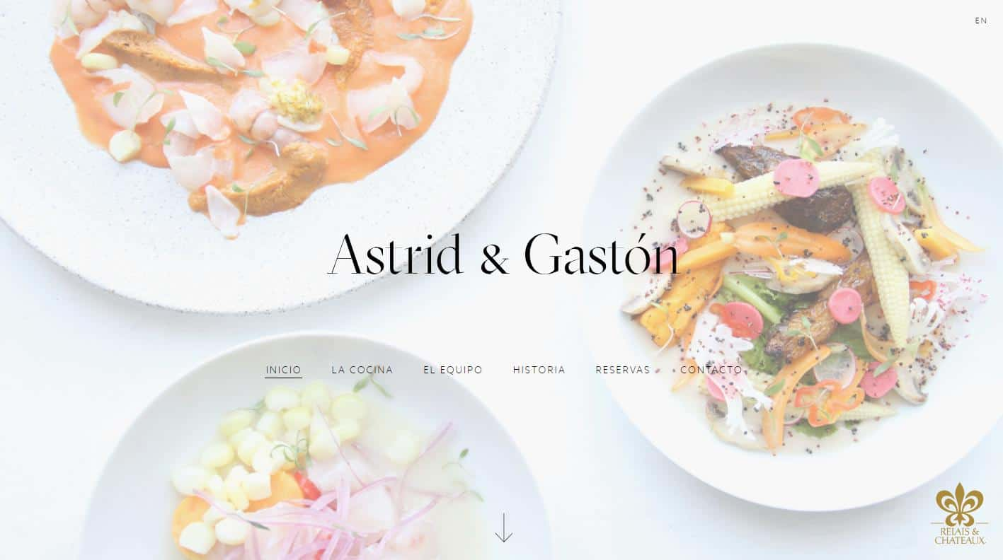 Astrid & Gaston
