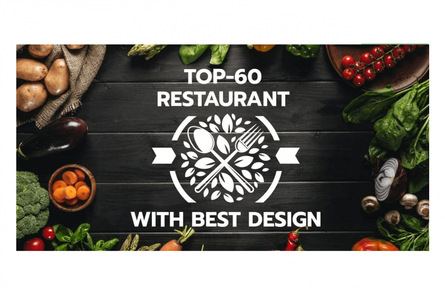 Top 60 Restaurant Websites with Great Design
