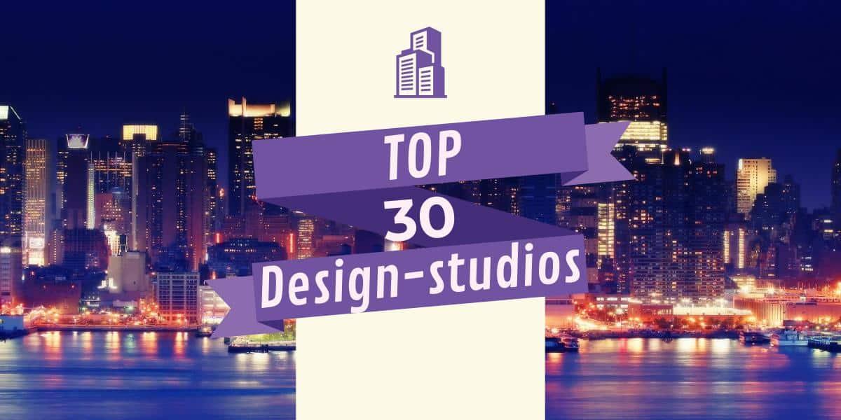 TOP-30 найкращих компаній, що займаються веб-дизайном