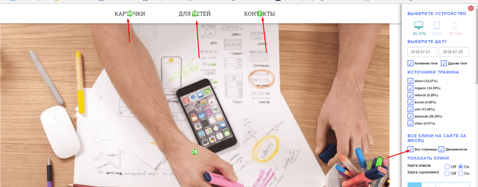 Audit of usability of a branded site-32