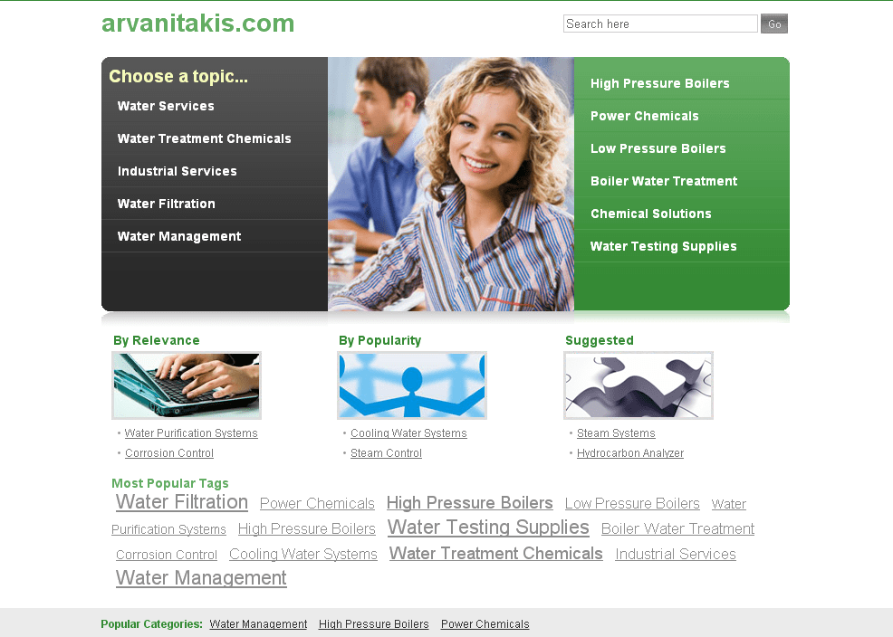 Arvanitakis.com