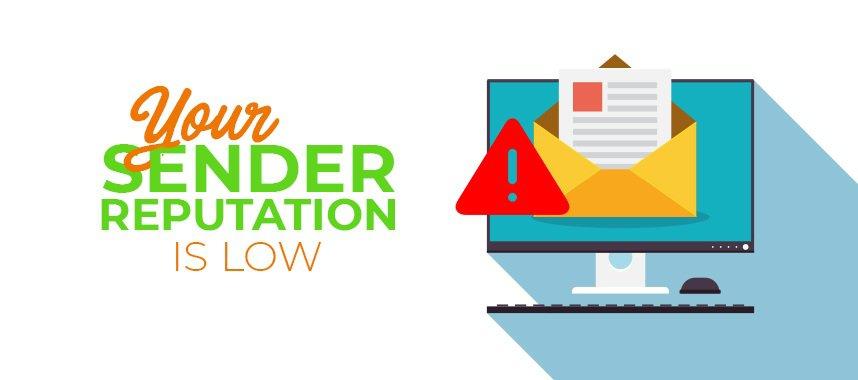 Your sender reputation