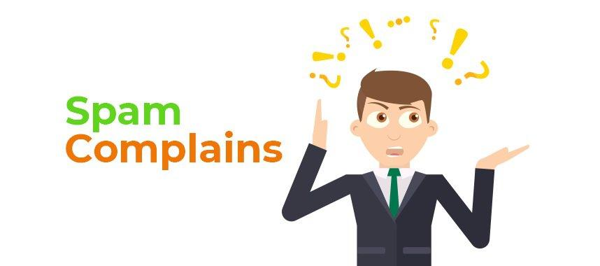 Spam Complaints