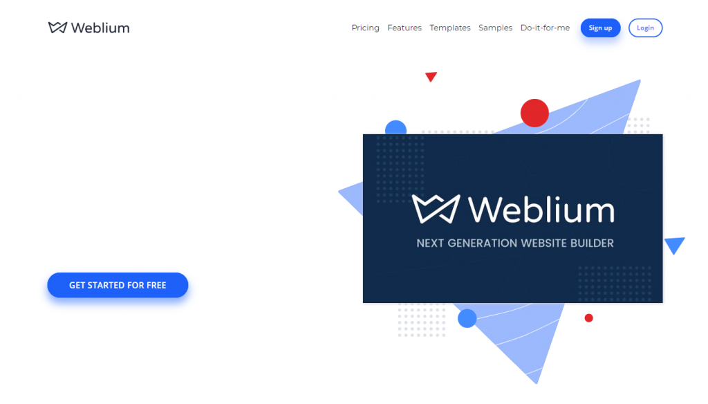 Overview of TOP-30 Website Builders, Their Types, and