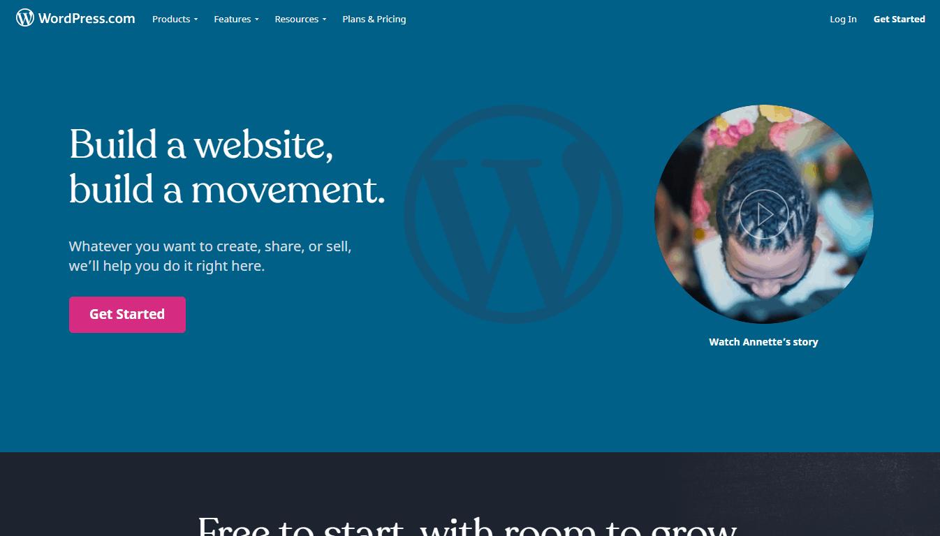 wordpress конструктор