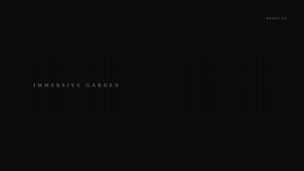 Immersive Garden