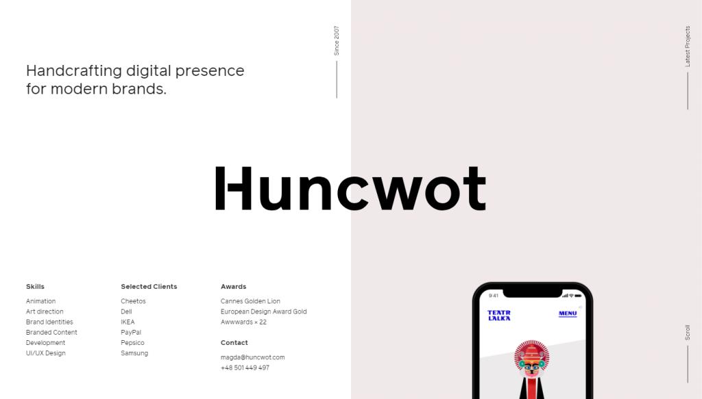 Huncwot