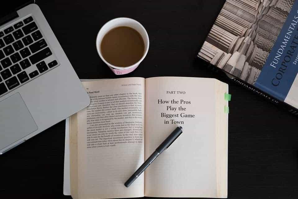 Business literature - top 4 books