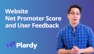 Video: Website net promoter score (NPS) surveys and collecting User Customer Feedback