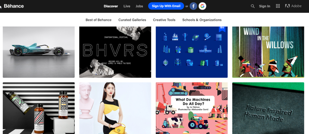 web design inspiration 11