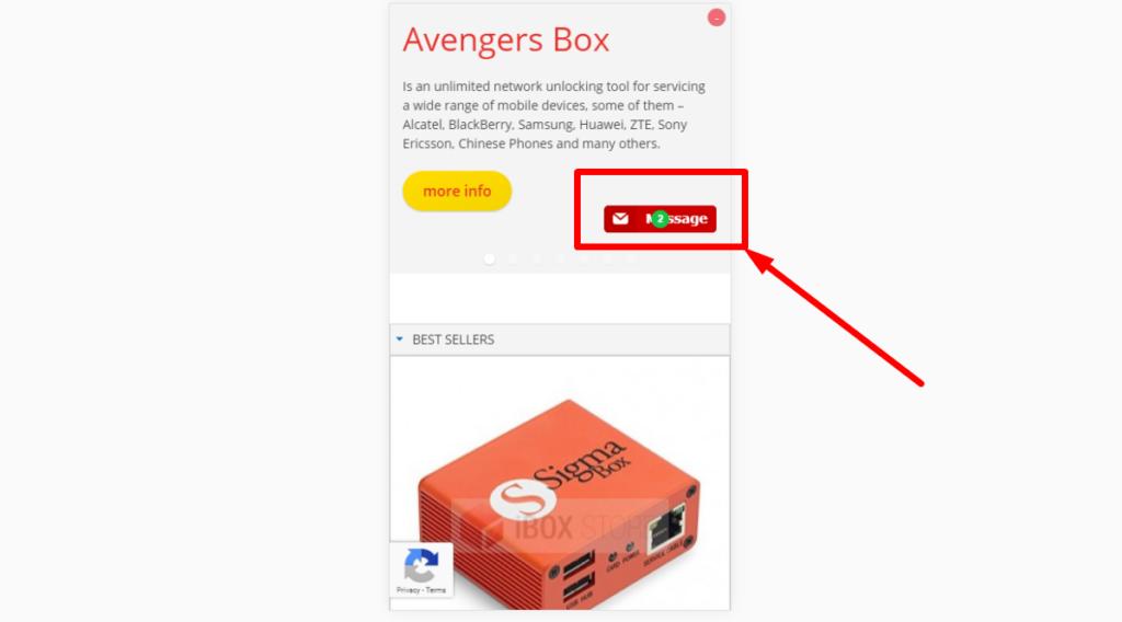 iboxstore usability audit 02