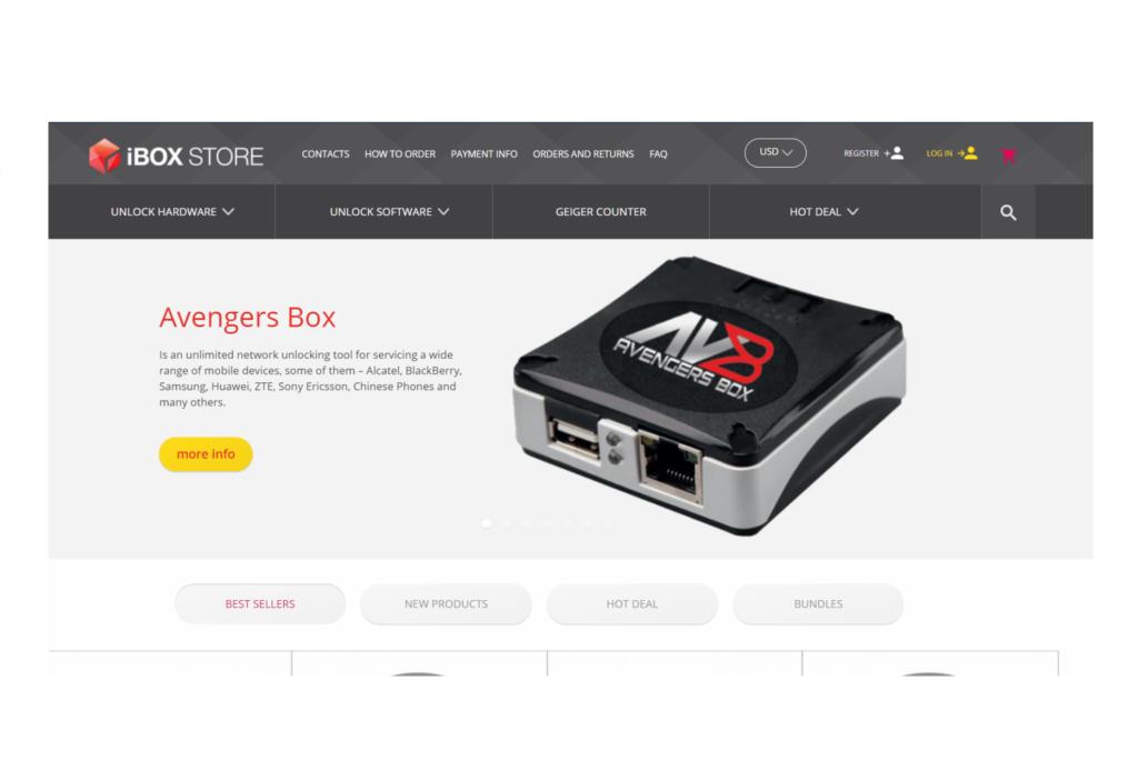 iboxstore usability audit 11