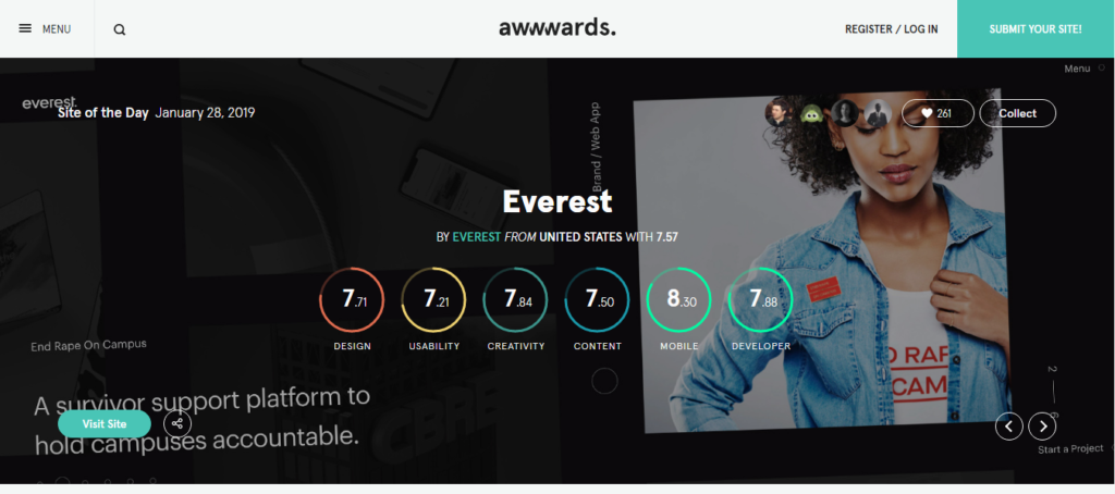 30 best awwwards websites 5