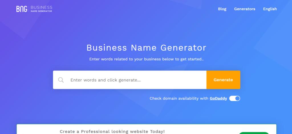 Businessnamegenerator.com