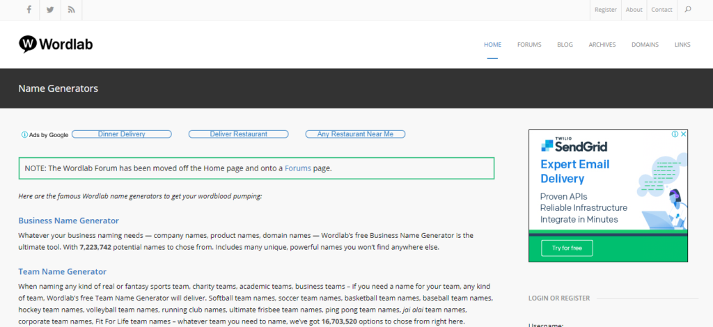 Wordlab.com