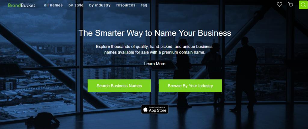 Brandbucket.com