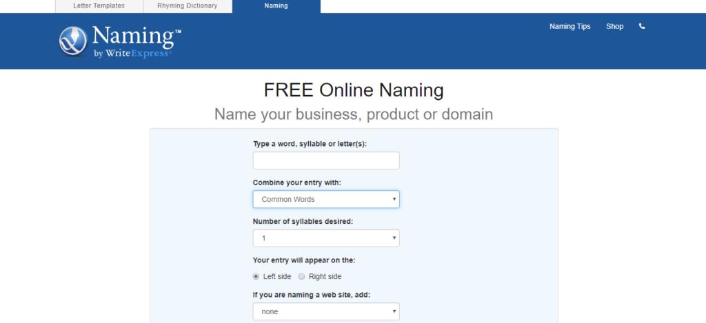 Naming.net