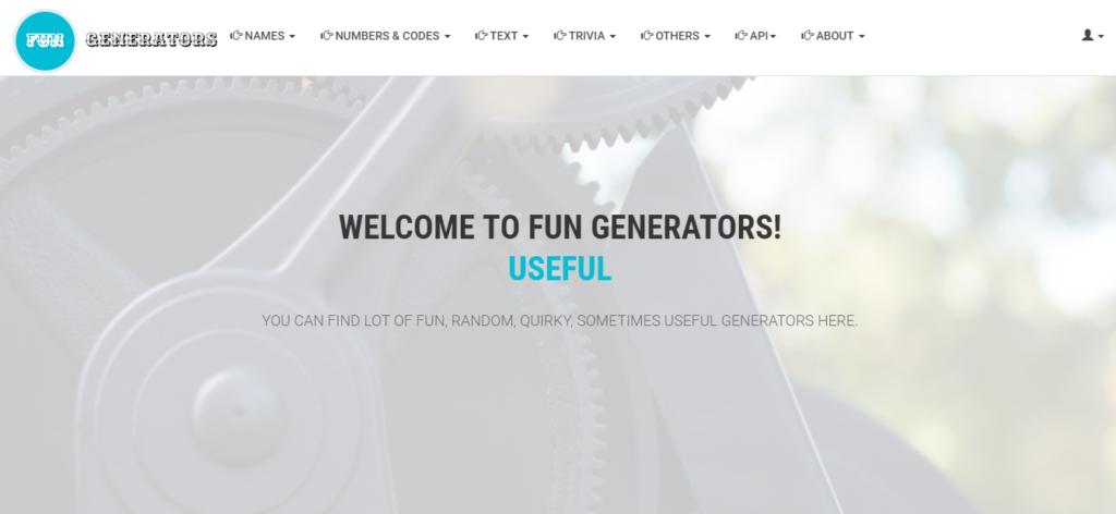 Fungenerators.com