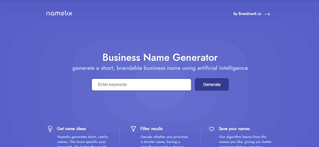 Namelix.com