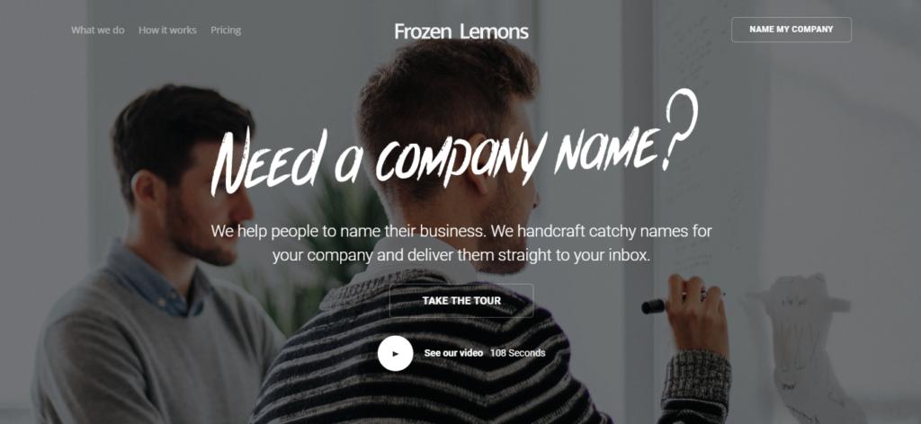 Frozenlemons.com