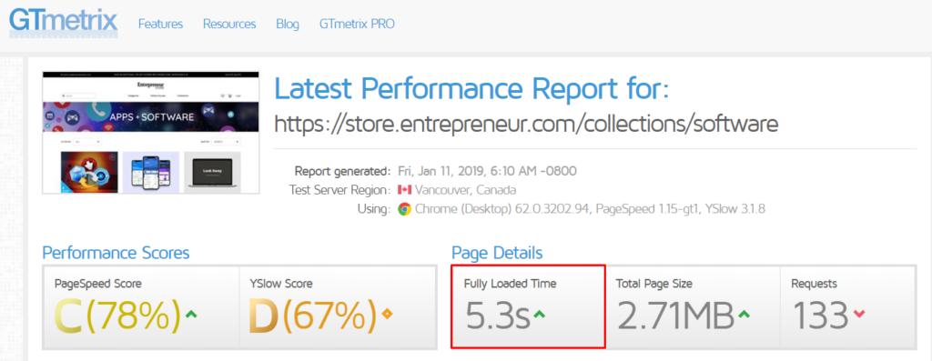 seo analysis entrepreneur website 59