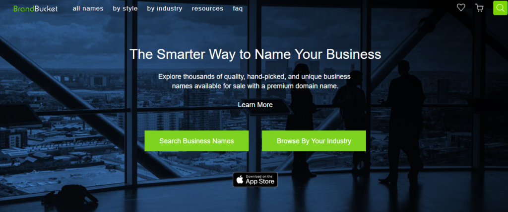 TOP 40 Services to Choose a Business Name 4
