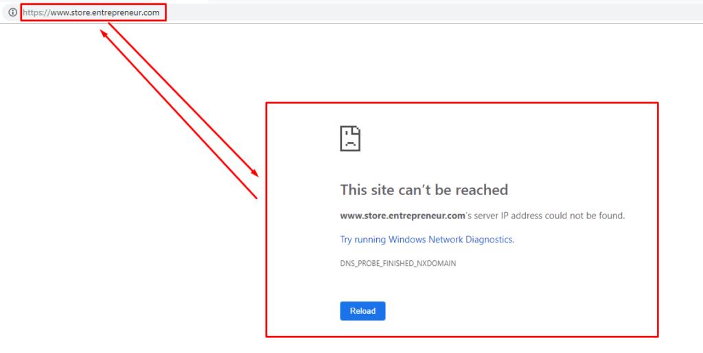 seo analysis entrepreneur website 3