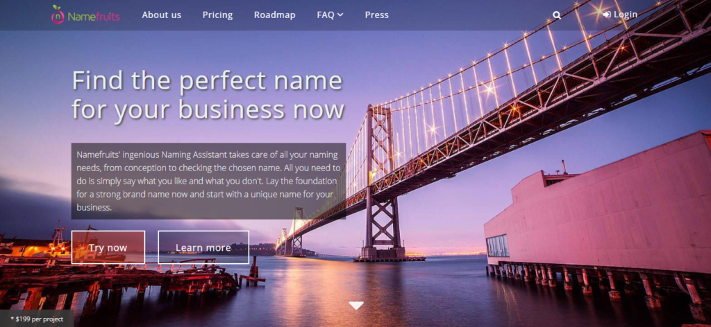 TOP 40 Services to Choose a Business Name 15
