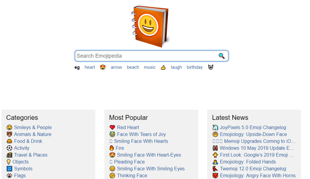best emoji sites 1