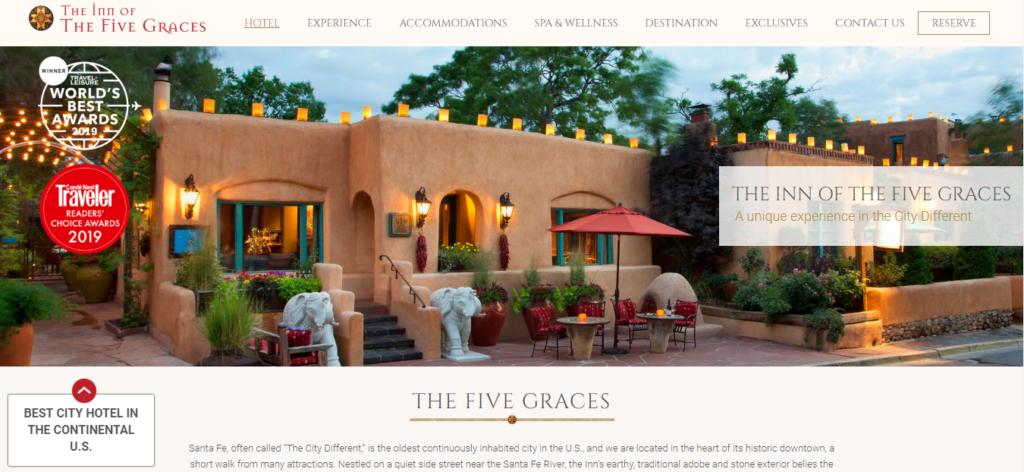 top hotel websites design 17
