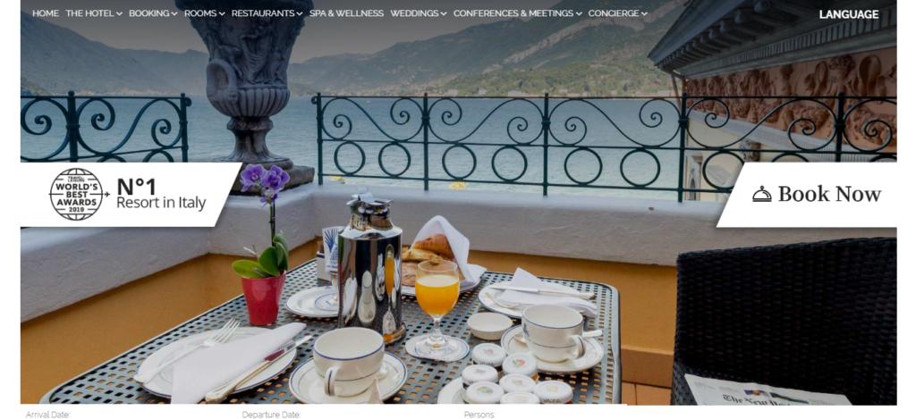 top hotel websites design 20