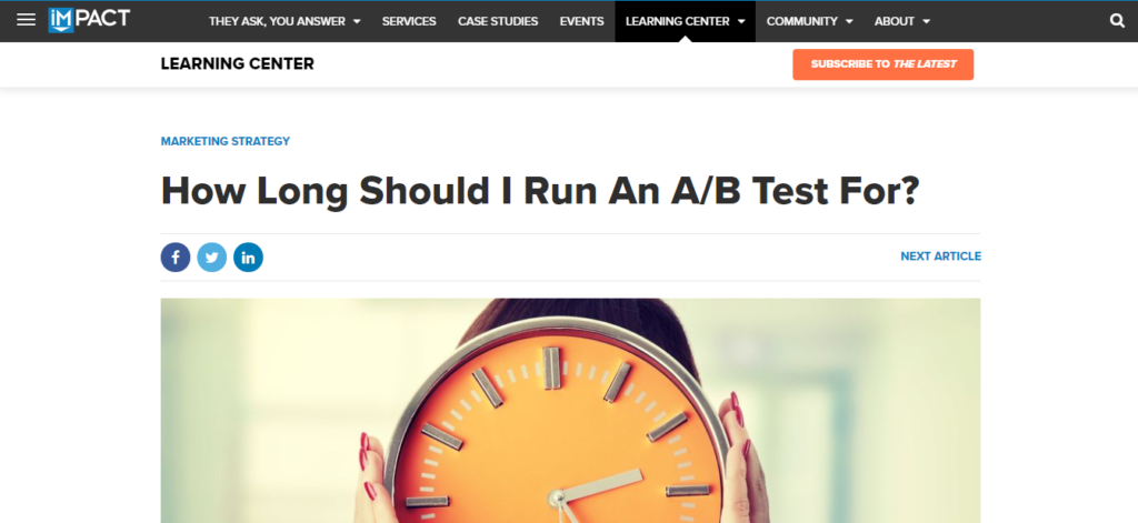 how to write decent article for the blog 22