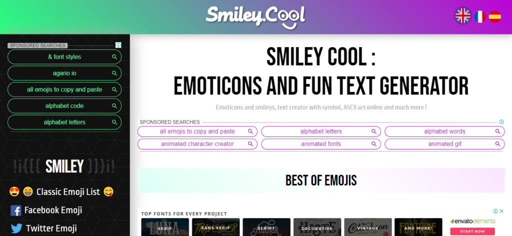 best emoji sites 24
