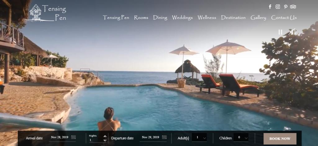 top hotel websites design 25
