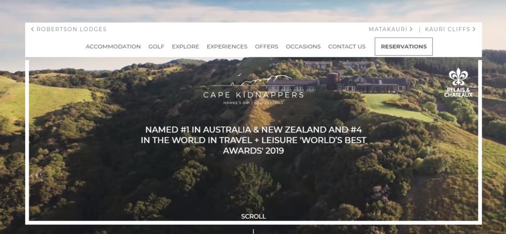 top hotel websites design 3