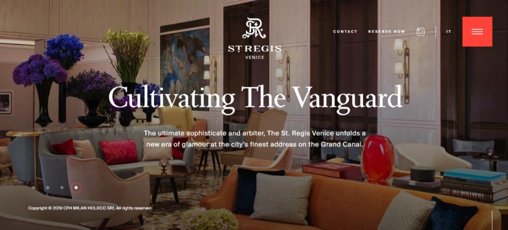 top hotel websites design 5