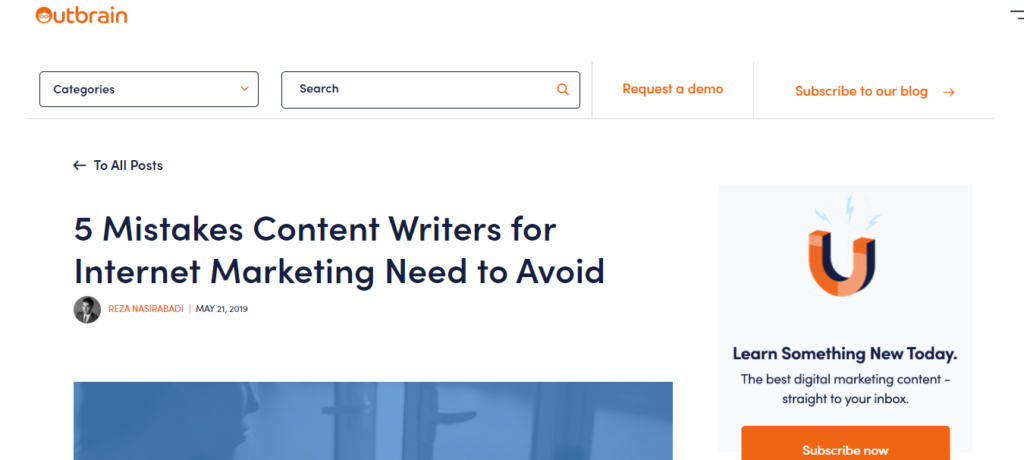how to write decent article for the blog 9