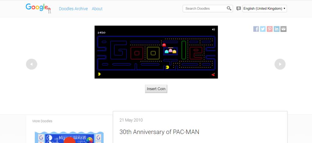 google doodle games 3