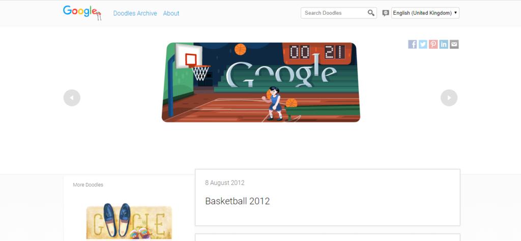google doodle games 22
