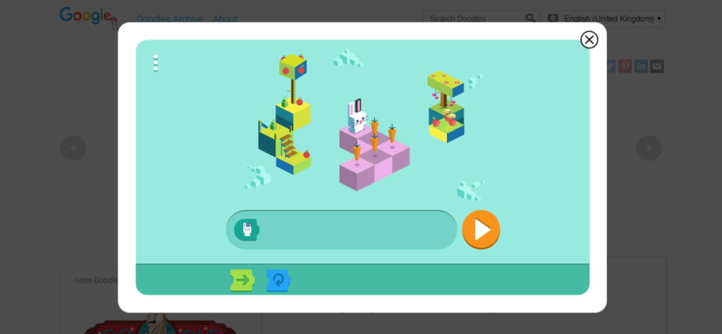 google doodle games 8
